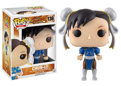 FIGURA POP STREET FIGHTER: CHUN LI