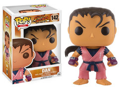 POP GAMES: STREET FIGHTER DAN