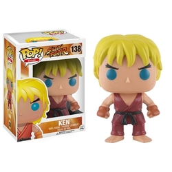 FIGURA POP STREET FIGHTER: KEN