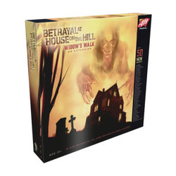 BETRAYAL AT HOUSE ON THE HILL: WIDOW'S WALK - EN