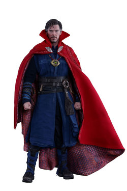 FIGURA HOTTOYS DOCTOR STRANGE 30 CM