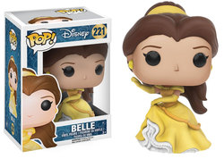 FIGURA POP DISNEY PRINCESS: BELLA IN GOWN