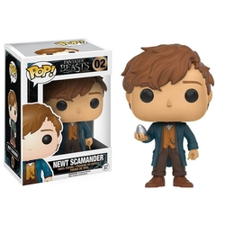 FIGURA POP HP FANTASTIC BEASTS: NEWT WITH EGG