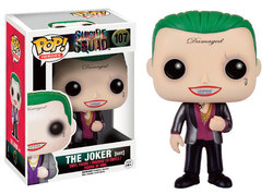 SUICIDE SQUAD POP! HEROES VINYL FIGURE THE JOKER (SUIT) 9 CM