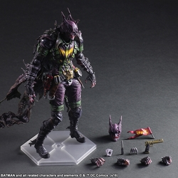 FIGURA PLAY ART KAI BATMAN GALLERY: JOKER 27 CM