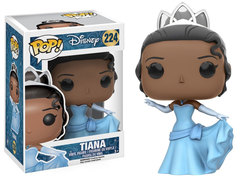 FIGURA POP DISNEY PRINCESS: TIANA IN GOWN