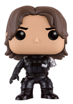 FIGURA POP MARVEL: WINTER SOLDIER WITHOUT ARM