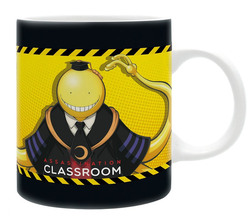 TAZA ASSASSINATION CLASSROOM GRUPO