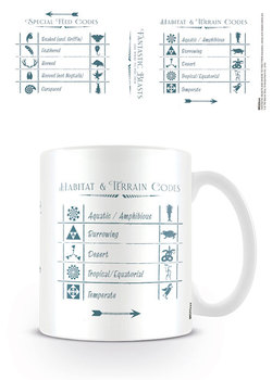 FANTASTIC BEASTS MUG CODES