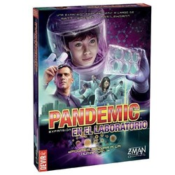 PANDEMIC: EN EL LABORATORIO (SPANISH)