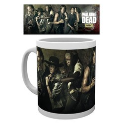 TAZA THE WALKING DEAD GROUP