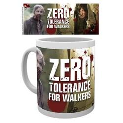 TAZA THE WALKING DEAD ZERO TOLERANCE