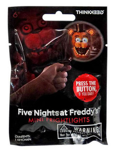 LAMPARA FIVE NIGHTS AT FREDDY`S