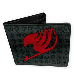 CARTERA FAIRY TAIL GUILD EMBLEM VINYL