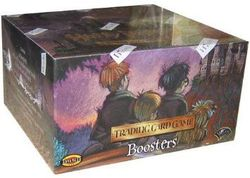 STANDARD BOX - DISPLAY SOBRES HARRY POTTER *SPANISH* (36*6)