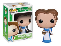 FIGURA POP DISNEY: BELLA PEASANT