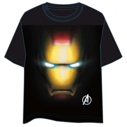 CAMISETA IRON MAN EYES XL