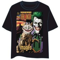 CAMISETA JOKER COMIC PORTRAIT XL