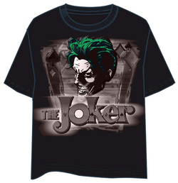 T-SHIRT JOKER FACE XL
