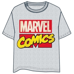 CAMISETA MARVEL COMICS LOGO XL