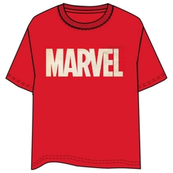 CAMISETA MARVEL ROJA XL