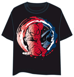 CAMISETA SPIDERMAN RED AND BLUE XL
