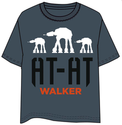 CAMISETA STAR WARS ROGUE ONE AT-AT WALKERS XL