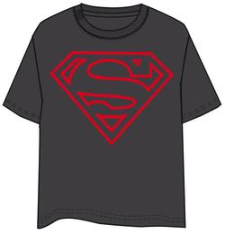CAMISETA SUPERMAN RED LOGO L