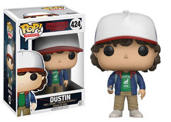 FIGURA POP STRANGER THINGS: DUSTIN