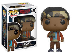 FIGURA POP STRANGER THINGS: LUCAS