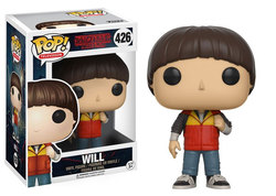 FIGURA POP STRANGER THINGS: WILL