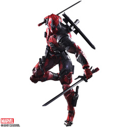 FIGURA PLAY ART KAI DEADPOOL 27 CM