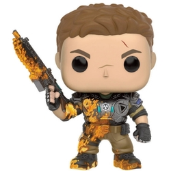 FIGURA POP GEARS OF WAR JD FENIX SLIMED GITD