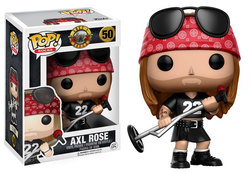 FIGURA POP GUNS`N`ROSES : AXL