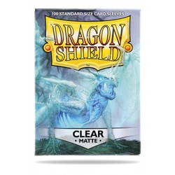 FUNDA *MATE* DRAGON SHIELD CLEAR (100)