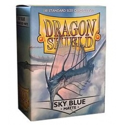 FUNDA *MATE* DRAGON SHIELD SKY BLUE (100)