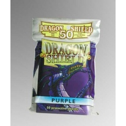 FUNDA STANDARD DRAGON SHIELD PURPLE (50)