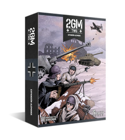 2GM TACTICS WARGAME EXPANSION ALEMANIA REFUERZOS (SPANISH)