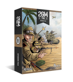 2GM TACTICS WARGAME EXPANSION ITALIA (SPANISH)