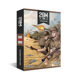 2GM TACTICS WARGAME EXPANSION REINO UNIDO (SPANISH)