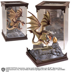 ESTATUA HUNGARIAN HORNTAIL HARRY POTTER 19 CM