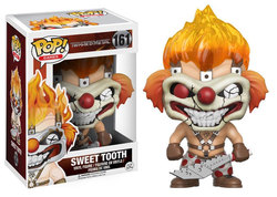 POP GAMES: TWISTED METAL - SWEET TOOTH