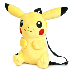 POKEMON PLUSH BACKPACK 30CM