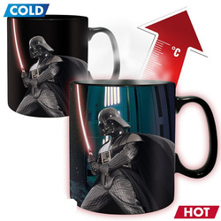 STAR WARS - MUG HEAT CHANGE - 460 ML - DARTH VADER