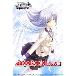 WEISS SCHWARZ TRIAL DECK ANGEL BEATS *INGLES*