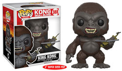 FIGURA POP KING KONG: KONG