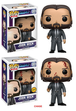 FIGURA POP MOVIES : JOHN WICK