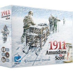 1911 AMUNDSEN VS SCOTT (SPANISH)