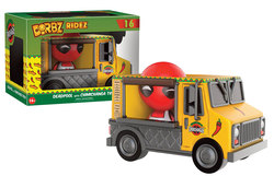 FIGURA DORBZ DEADPOOL CHIMICHANGA