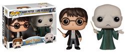 FIGURA POP HARRY POTTER PACK HARRY + VOLDEMORT